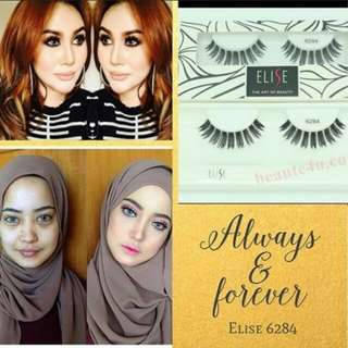 SALES!!!  Authentic Elise Eyelashes ( Code 6284 )