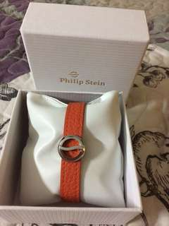 Philip Stein NFT bracelet