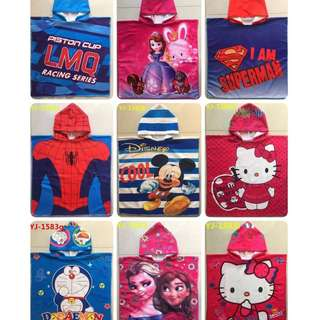 Hood Towel for kids