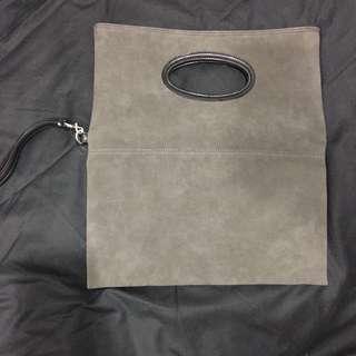 hype men handbag black/darkgrey