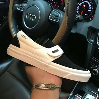 Vans Slip On x Fear Of God