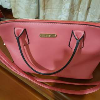🚚 Pigi美人網 粉色側背包