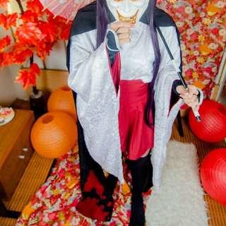 #cosplay2018 Ririchiyo Shirakiin Demon Version