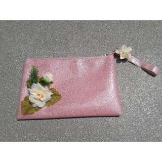 Classy Starry Cosmetic/Stationery Bag