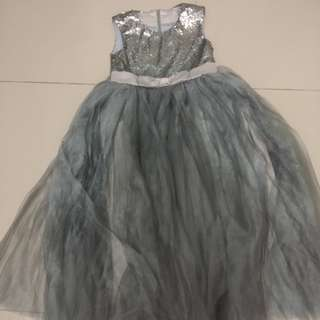 Party dress anak