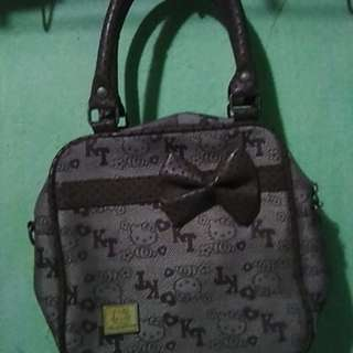 Authentic Sanrio Hello Kitty Shoulder Bag