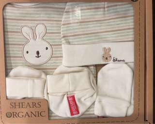 Brand new shears baby gift set