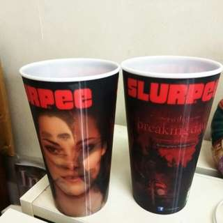 Twilight Breaking Dawn Slurpee cups