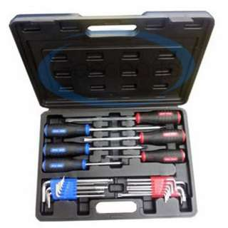 King Toyo 25 PCS Screwdriver Set