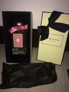 Authentic perfume
