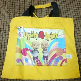 Upin ipin total bag
