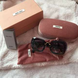 •pre-loved• MIU MIU Glasses (authentic/orig) - free sf mm areas and cavite areas