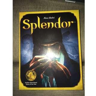 Splendor Boardgame Replica