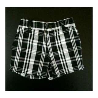 Polo Short Pant