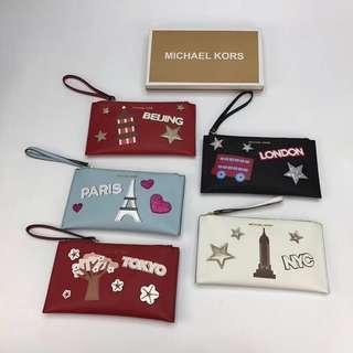 Michael Kors Pouch / Hand Carry Pouch / purse