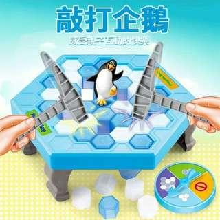 🚚 拯救企鵝敲冰塊