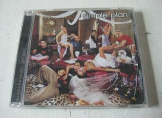 CD: Simple Plan - No Pads, No Helmets... Just Balls