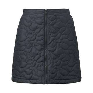 Uniqlo Warm Lined Mini Skirt