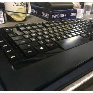 SteelSeries Apex 300 Gaming Keyboard White LED Illuminated/Backlit, USB