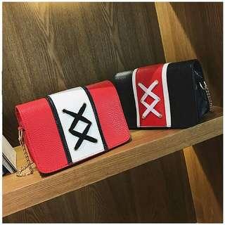 Ready stock+💝 XX Sling Bag