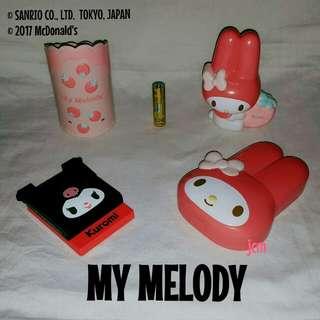 My Melody set