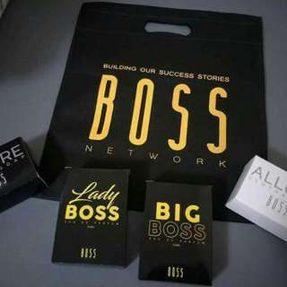 Boss Package