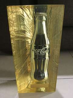 Coca-Cola Ice Cube Australia Bottle