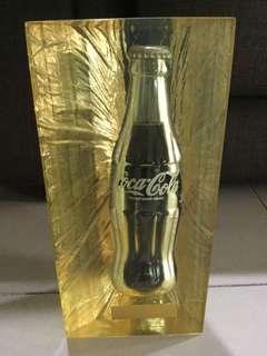 Coca-Cola Ice Cube Australia Bottle