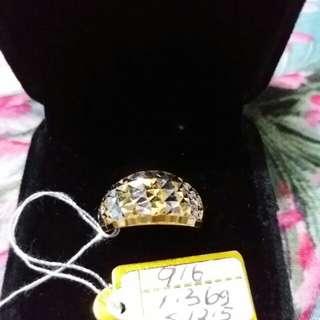 instock 916 gold ring