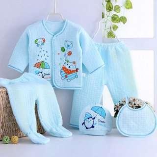 0-3 month baby sleepwear set #baby30