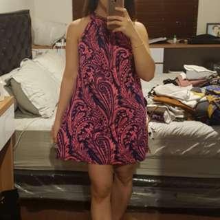 Thai mini dress
