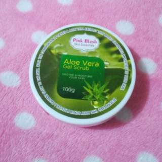 Aloe Vera Gel Scrub