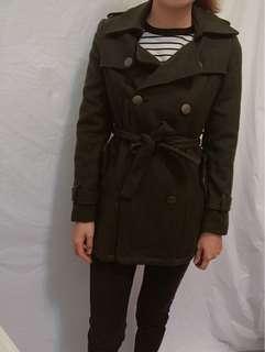 🚚 50%購入 短版大衣外套