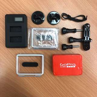 GoPro accessories 最後一批