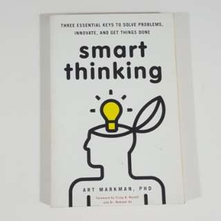 Smart Thinking by Art Markman