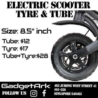 8.5 inch Electric Scooter Escooter Tube and Tyre