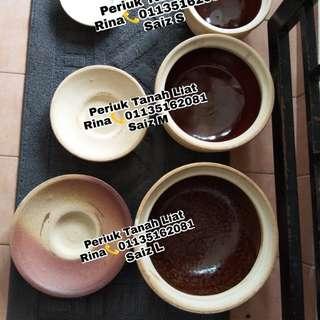 PERIUK TANAH LIAT MEMASAK/COOKING CLAYPOT