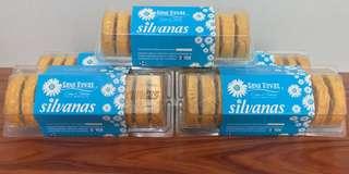 Silvanas from Dumaguete Butter flavor