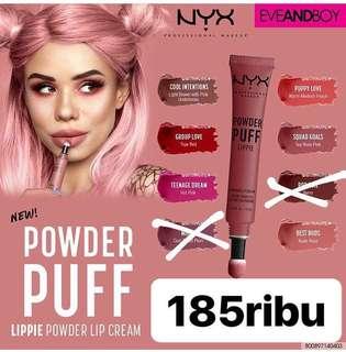 Powder Lip Cream (Shade Squad Goals)