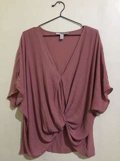 Old Rose Blouse