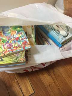 children's books // ALL FOR $10 and COLLECTION AT MY CONVI