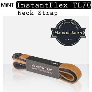 InstantFlex TL70 Leather Neck Strap