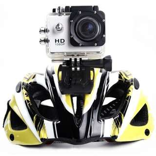 🚚 Full HD 1080p Sports DV Action Camera