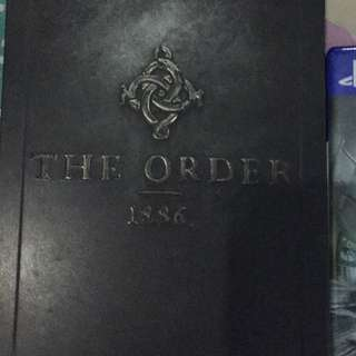 Game PS 4 The Order