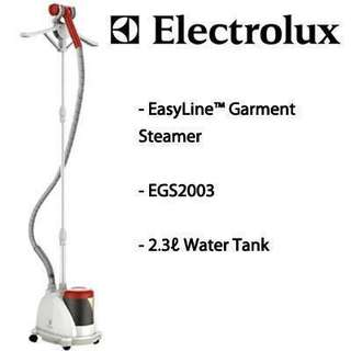 Garment Steamer EGS2003 (Use less than 5 times)