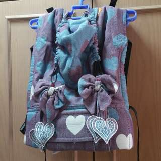 Tula Full WC Love Lilas Toddler
