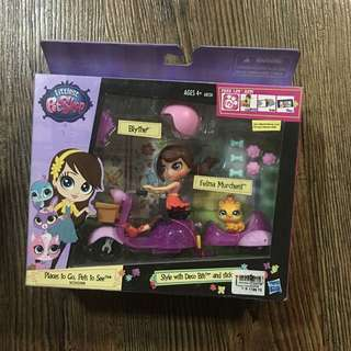 Littlest Petshop Places to go Pets to see