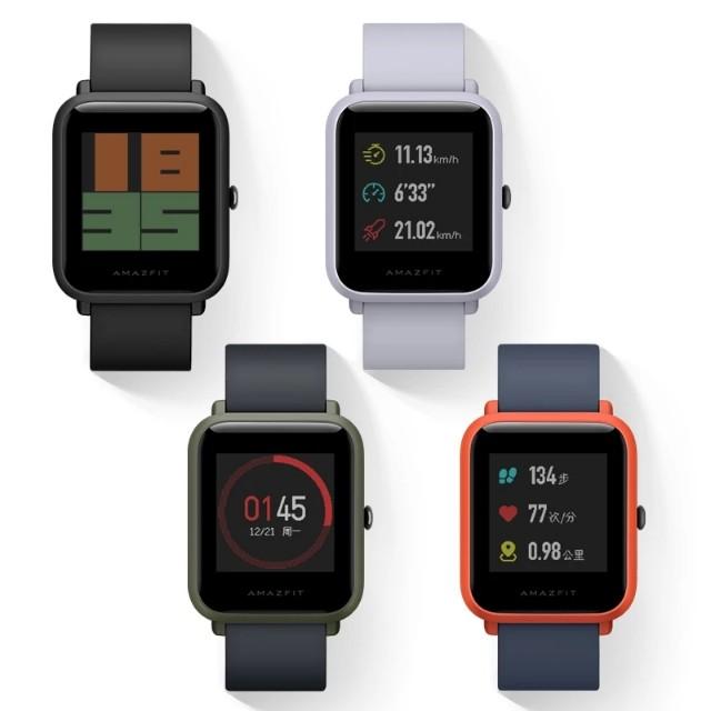 Minimalist SmartWatch Amazfit Bip Pace Lite Bluetooth 4 0