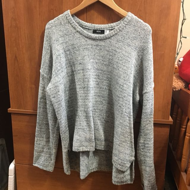 BDG Baby Blue Knit Sweater