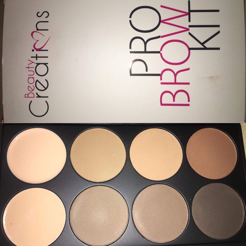 Beauty Creations Eyebrow Kit